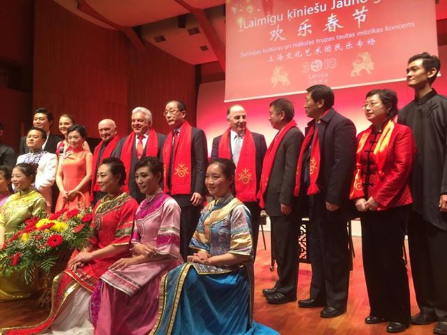 Shanghai Hinmony Chinese traditional chamber orchestra - ansanblin adi2